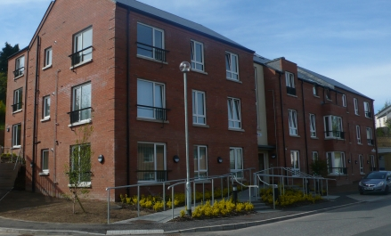 Weir Brae receives Housing Council Award